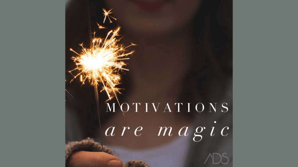 Understand Motivations: 9 Key Words to Get You Anywhere