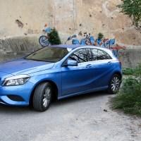 Test Drive | Mercedes A200