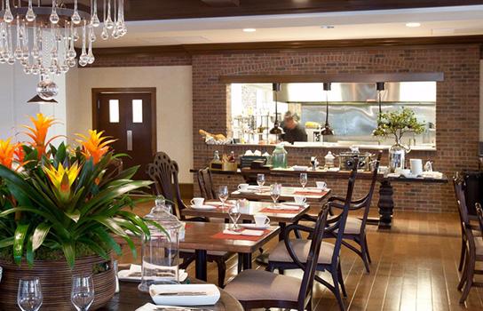 5 Great Hotel Restaurants In Orlando