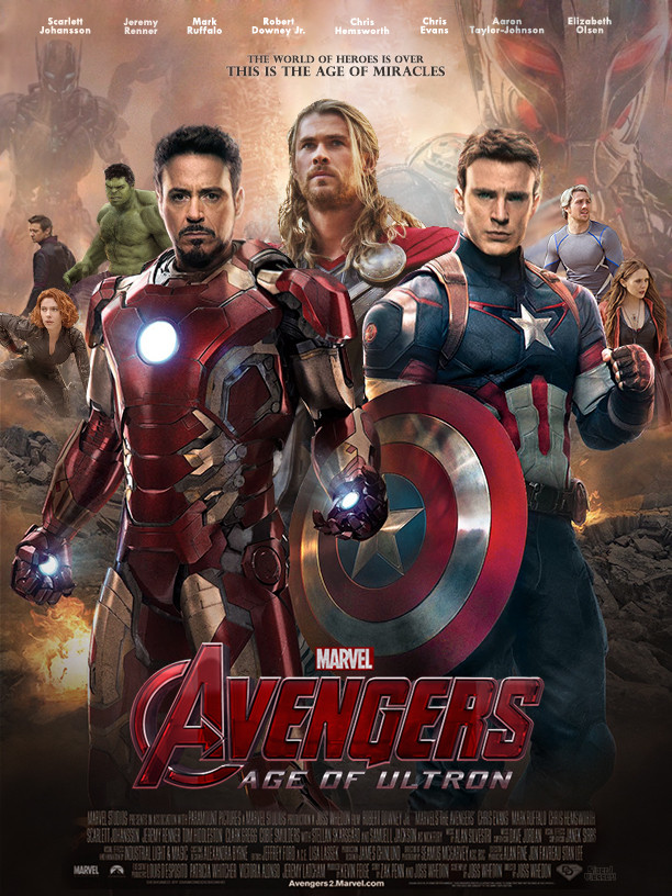 Download Film Avengers Age Of Ultron Bluray : download, avengers, ultron, bluray, Avengers:, Ultron, Trailer