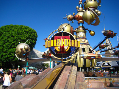 Tomorrowland_Disneyland