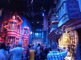 Harry Potter Studio Tour London Diagon Alley image