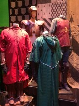 Harry Potter Studio Tour London Costumes Quidditch robes image