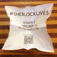 bbc-sherlock-s3-origami-folded-lily-note image