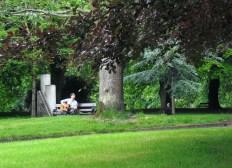 Cork Ireland Fitzgerald Park