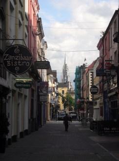Cork Ireland street