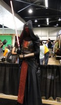 Star Wars Celebration Anaheim 2015 Darth Revan kotor copslay