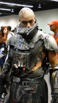 Star Wars Celebration Anaheim 2015 Darth Vader unmasked cosplay