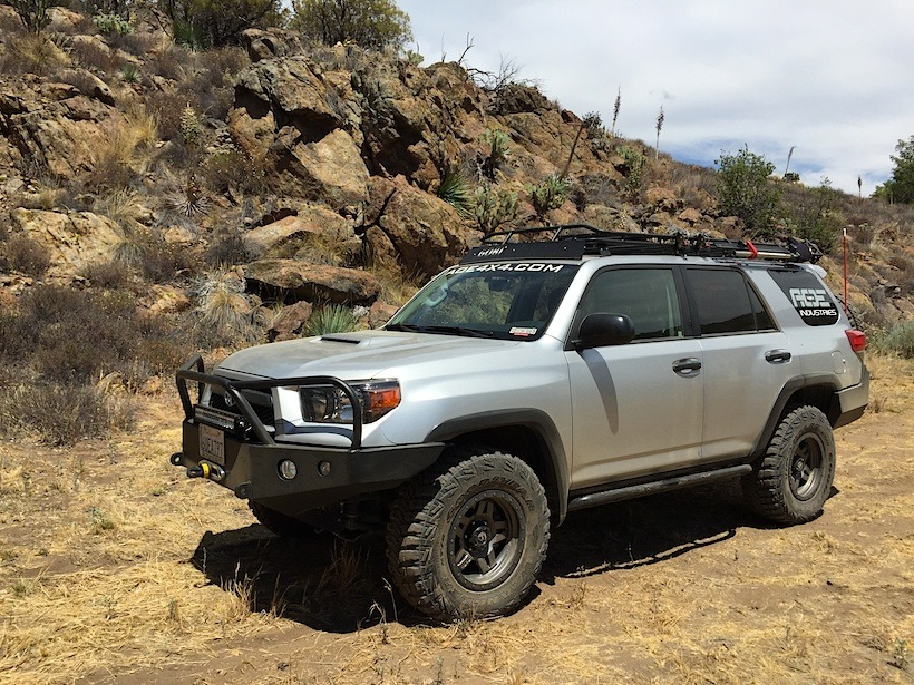 2011 Trail Edition 4runner Offroad Conversion   Tap