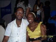 Nigeria + Afro-Costa Rican
