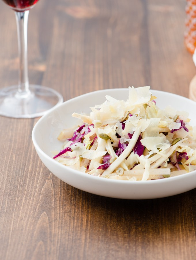 Asian Winter Slaw