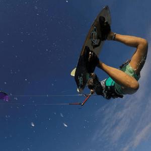 kitesurfing-trick