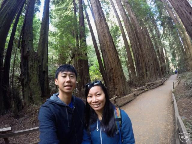 muirwoods_selfie