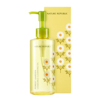 Nature-Republic-Forest-Garden-Chamomile-Cleansing-Oil-200ml-korean-cosmetic-skincare-shop-malaysia-singapore-indonesia