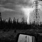 Lightning Strike The Adventure Travelers
