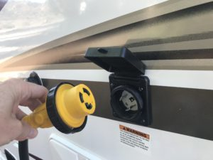 Power Hookup The Adventure Travelers RV