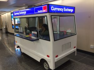 Airport Currency Exchange The Adventure Travelers