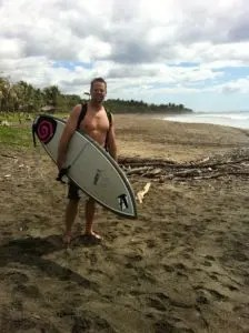Surf Costa Rica The Adventure Travelers