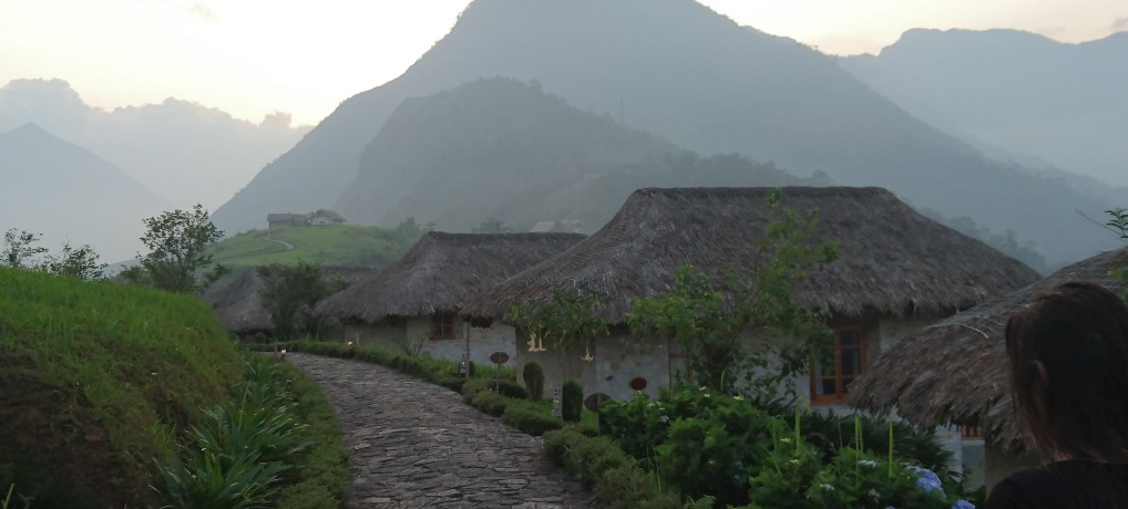 Sapa….and the breathtaking Topas Eco Lodge