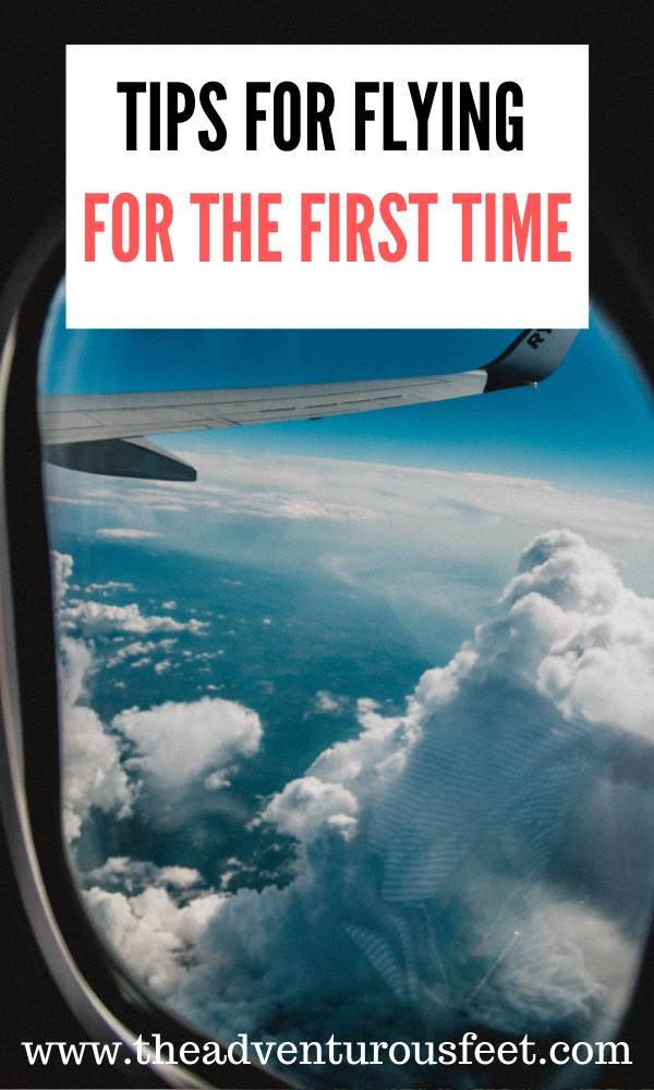 Are you a first time traveler with no idea on how to prepare for your first flight? Here are the best tips for first time flyers to help you have an amazing first flight experience. | flying for the first tips| first time flying tips| flying alone tips first time| first time flyer tips| first time flyer checklist| travel tips for first time flyers| packing tips for first time flyers| flying hacks tips