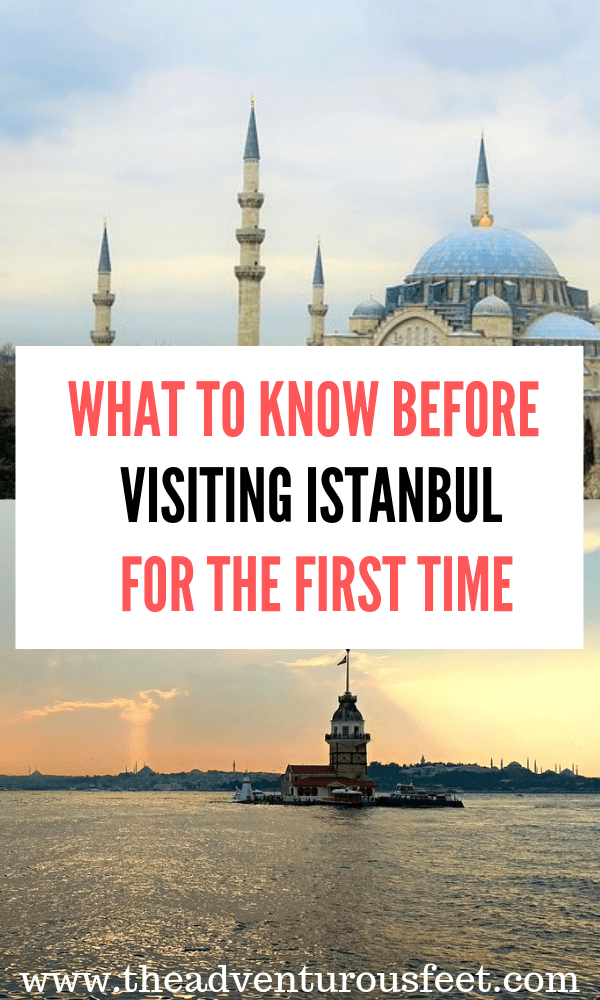 Traveling to Istanbul for the first time? Here is everything you need to know before you go. |Travel tips for first time visitors to Istanbul |what is the best time to visit Istanbul| Is it safe to travel to Istanbul| #whattoknowbeforegoingtoistanbul #istanbultraveltips