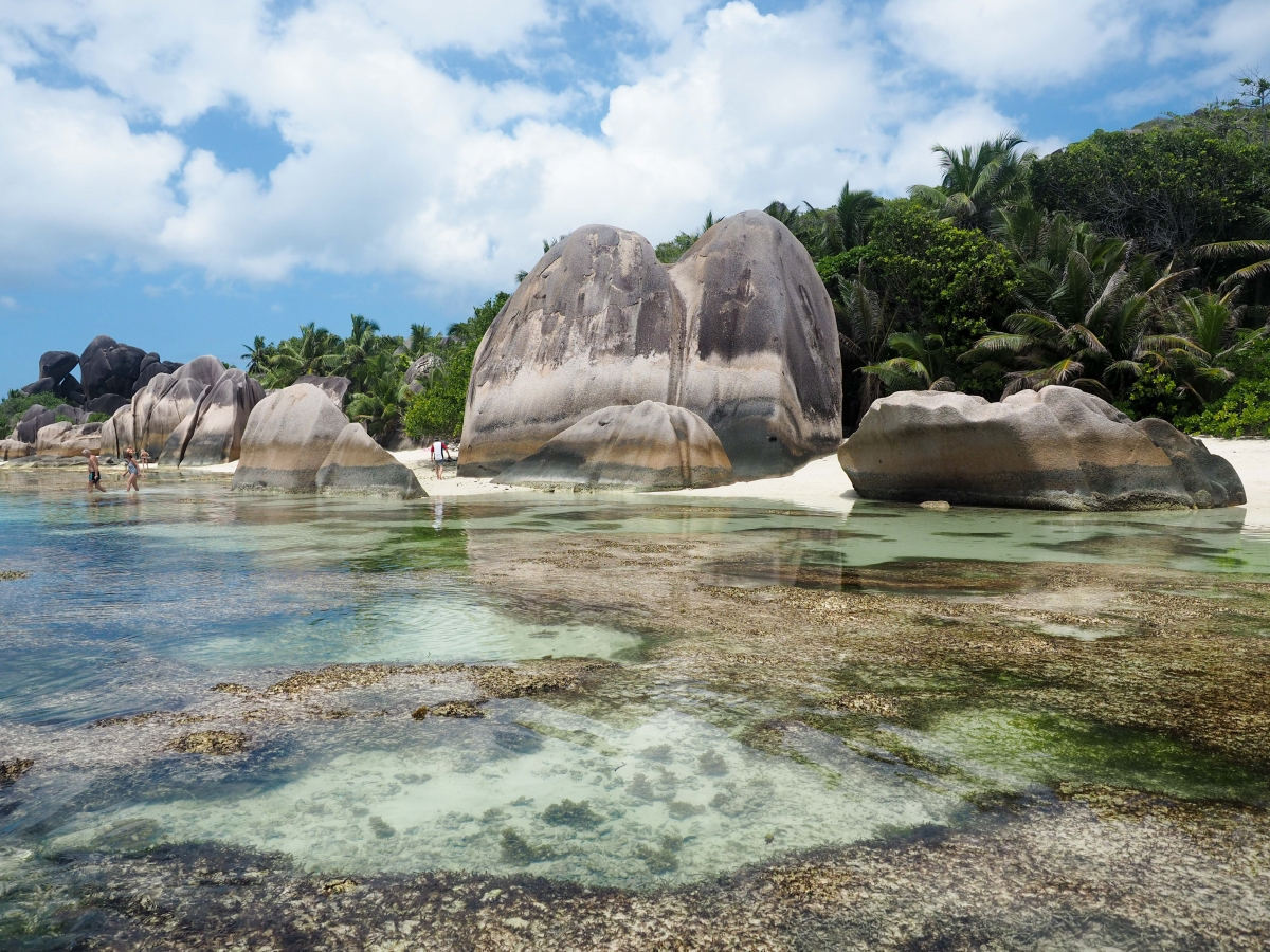 Seychelles is one of the safe countries to visit in Africa