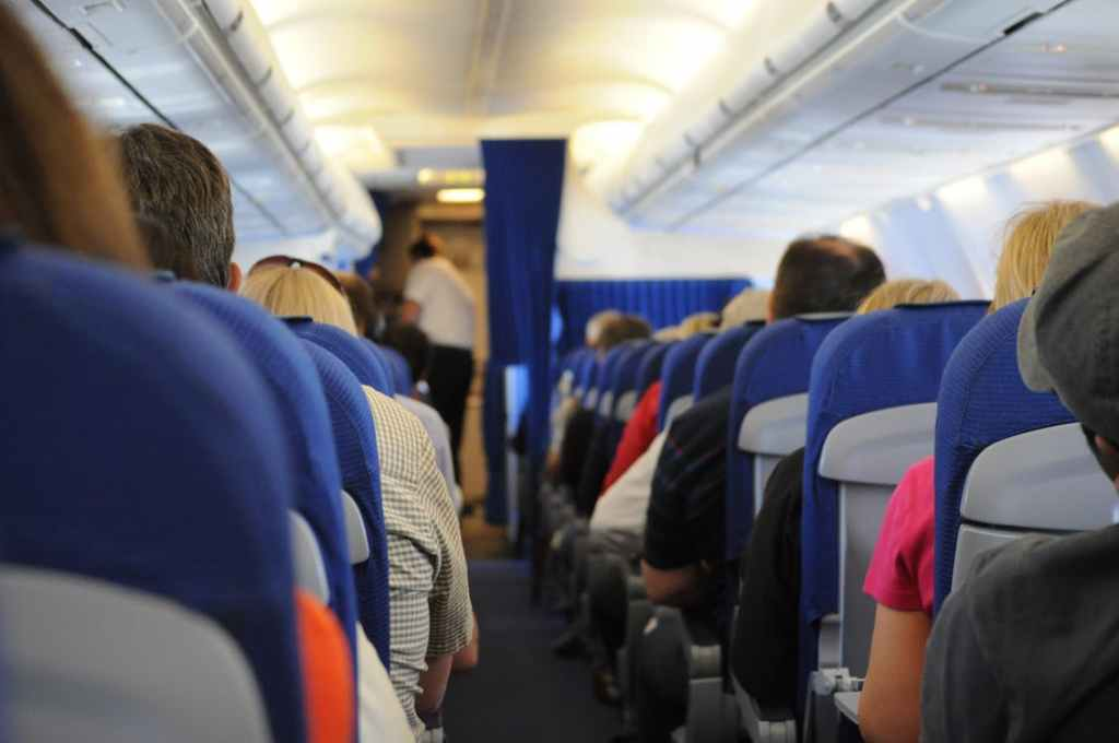 How to kill boredom on a long flight
