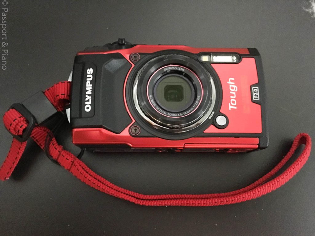 olympus TG5- some of the best travel camera for blogging