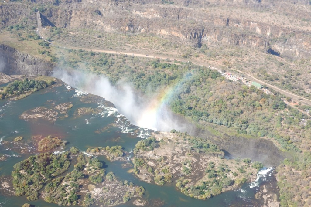 flight of angels is one of the things to do at the victoria falls