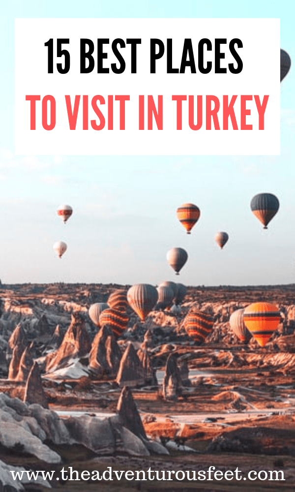 Traveling to Turkey? Here are the best places to visit in Turkey that you should add to your bucket list.|top cities to visit in Turkey |Best holiday destinations in Turkey |Things to do in Turkey| Turkey travel destinations. #bestplacestovisitinturkey #bestcitiestovisitinturkey