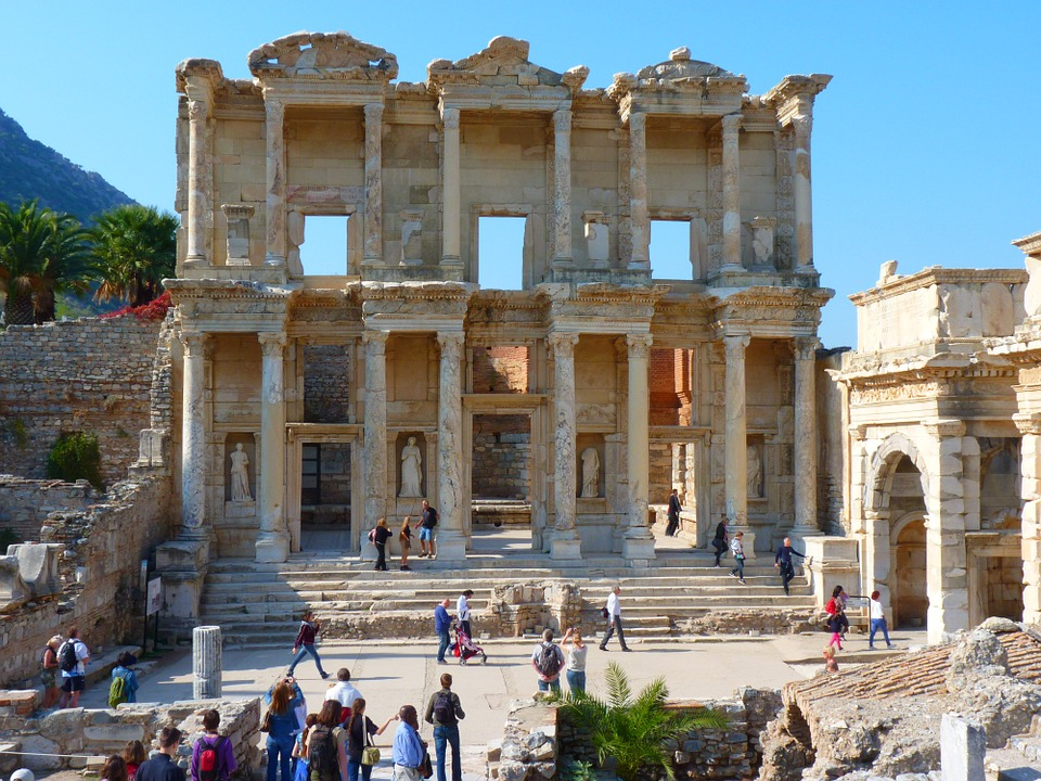 ephesus- one of the best places to visit in turkey