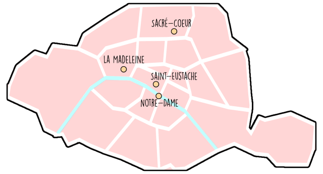 places to visit in paris for a spiritual journey