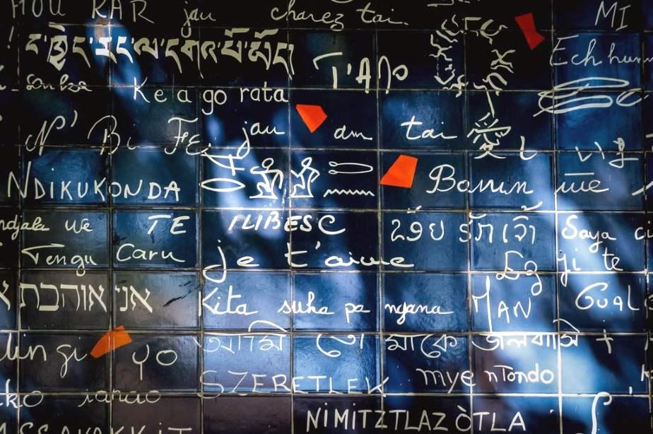 paris wall - hidden secrets of paris