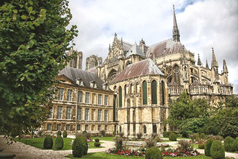 best cities to visit on train trips from Paris