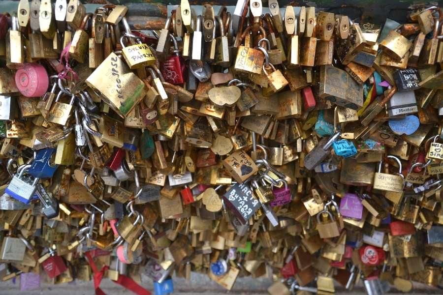 lock your love away in paris