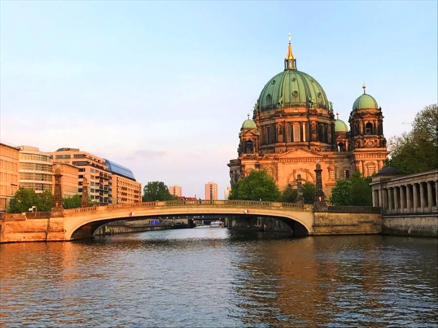 European destinations in spring