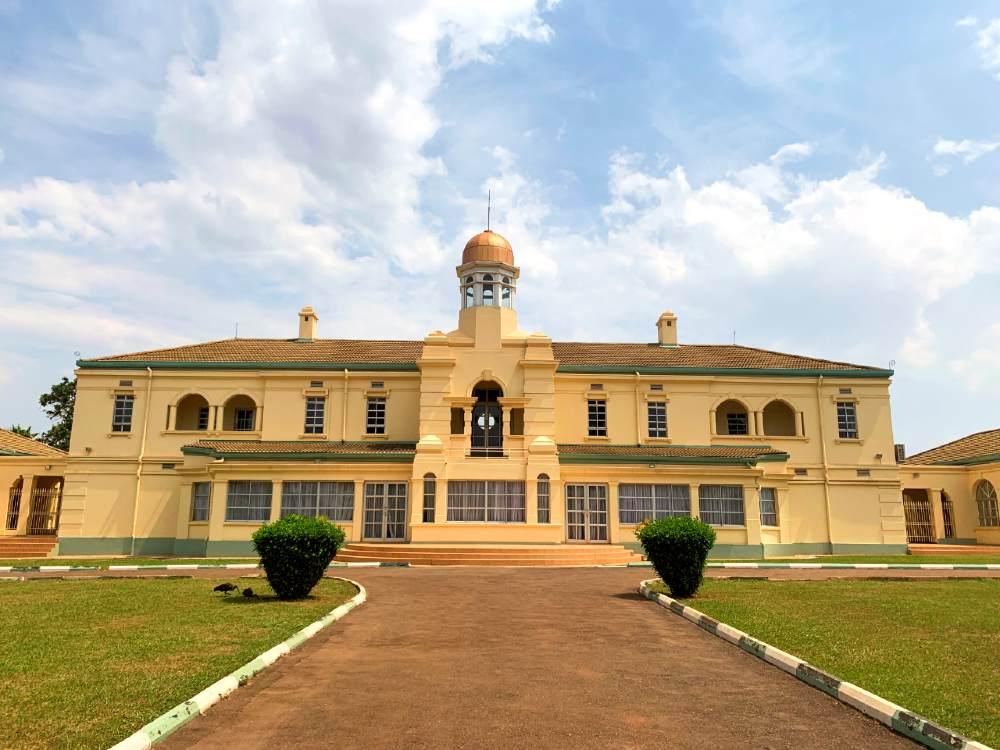 KABAKA'S PALACE