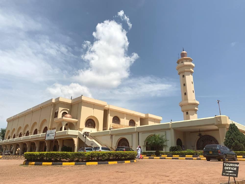 gadafi mosque (