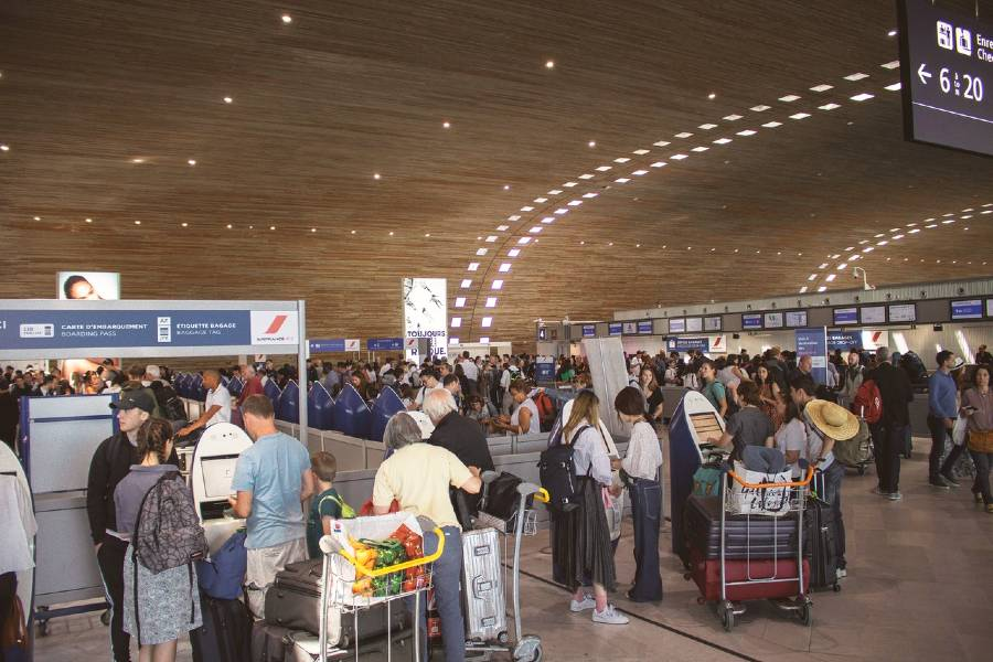 how to navigate airport security