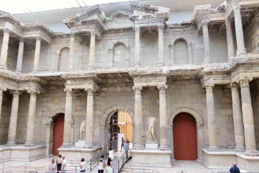 Pergamon Museum, Berlin is one of the best Museums in Europe