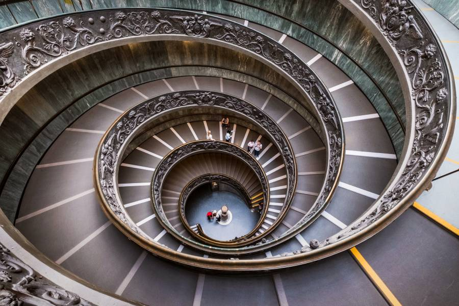 Vatican Museums, Vatican City are some of the best museums in Europe