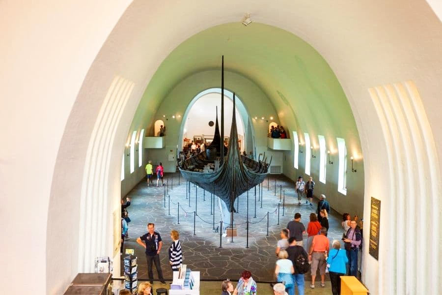 Viking Ship Museum, Oslo is one of the best Europe museums
