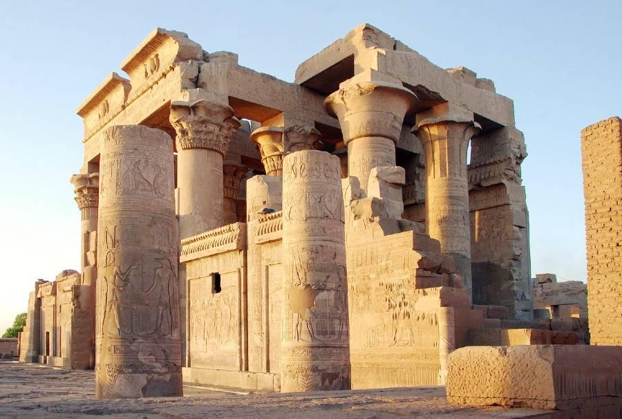 backpacking egypt