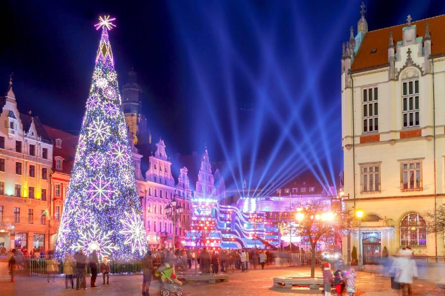 christmas destinations europe