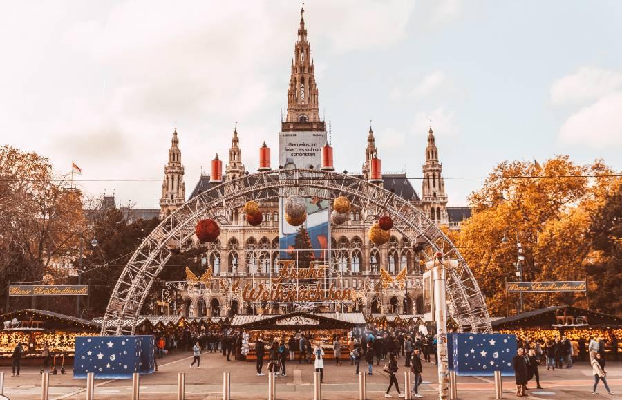 best christmas cities in europe