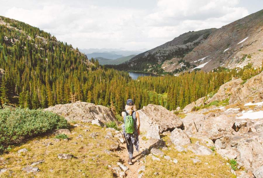 mistakes to avoid while hiking