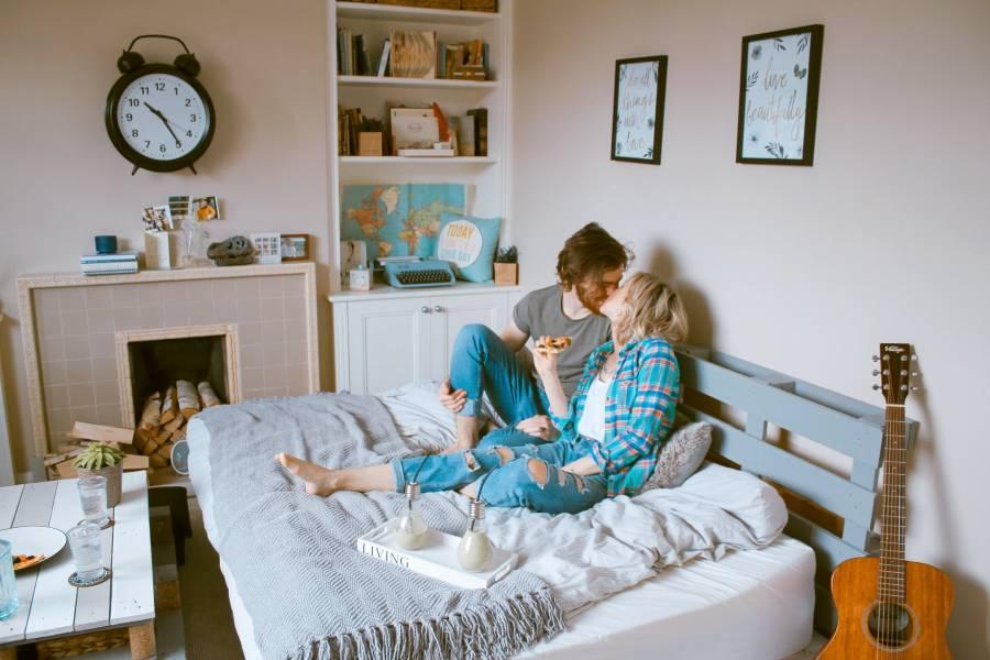 romantic staycation ideas