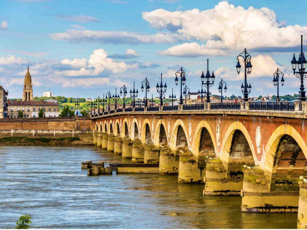Bordeaux is the perfect French city for Wine lovers