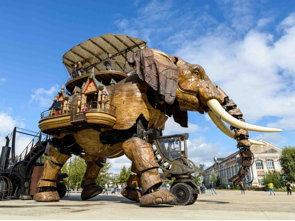 Nantes is one of the best French cities to visit