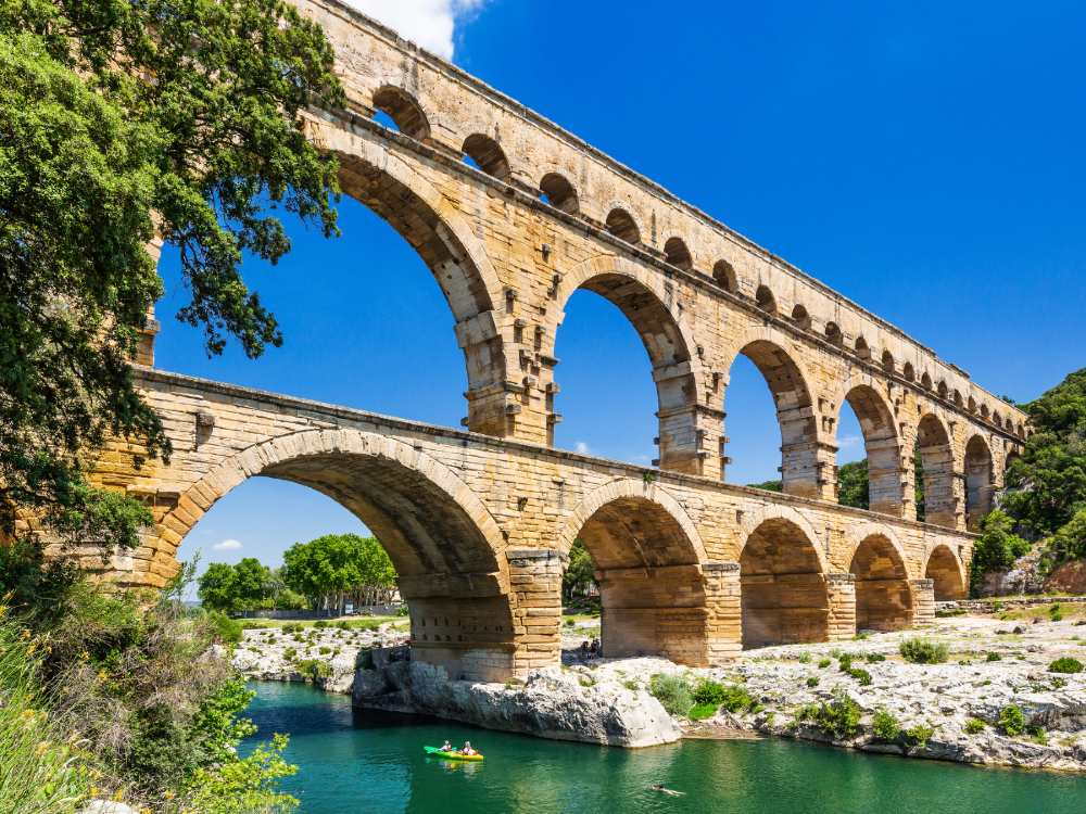 Nimes is one of the best cities to visit in France